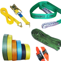 Polyester Webbing Sling - Webbing and Tie Down
